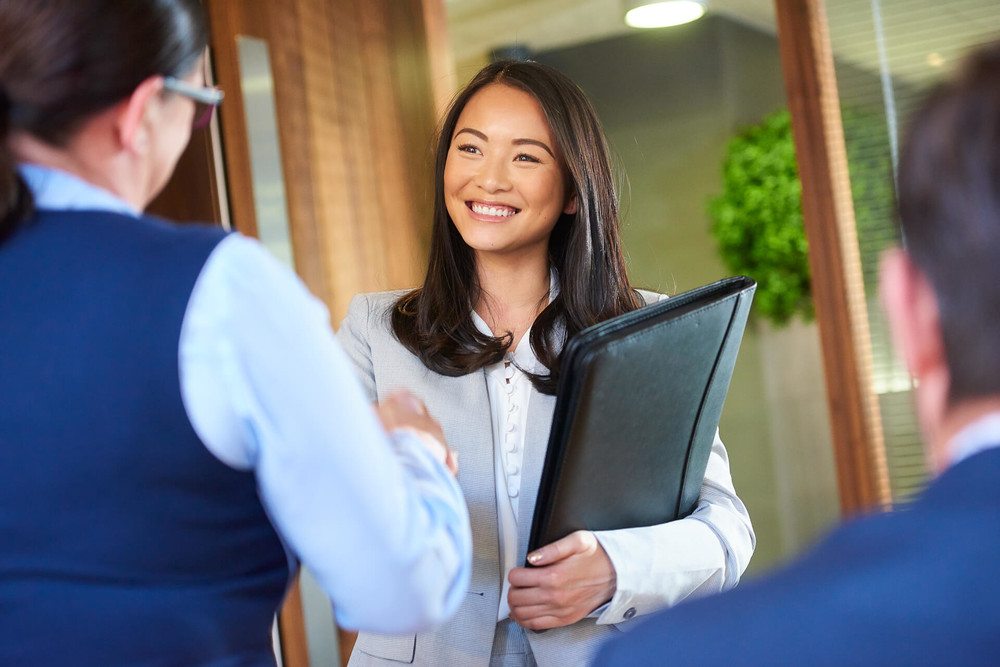 Intern just hired for volunteer work to gain experience