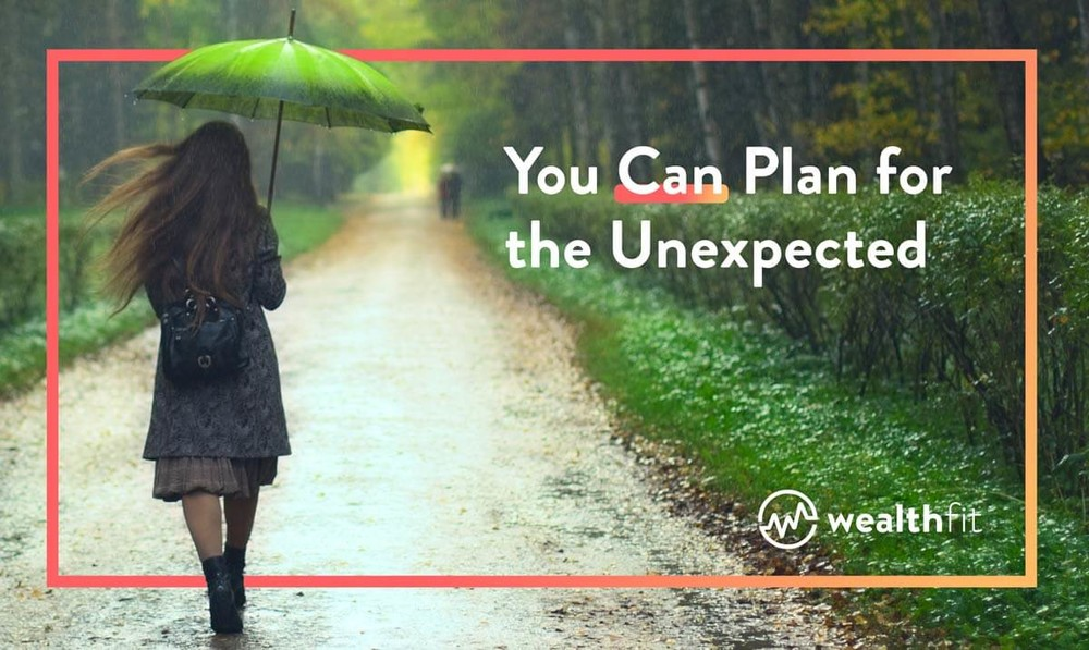 Expense Prediction. Plan for the unexpected by WealthFit.