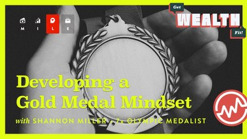 Shannon Miller, 7x Olympic Medalist: Developing a Gold Medal Mindset