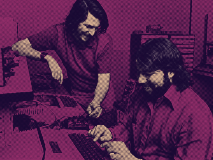 how to find a cofounder: steven jobs and steve wozniak