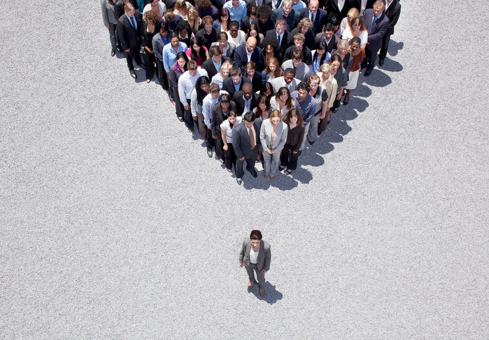 Leader and followers. What Makes Leadership and Followership Different Today.