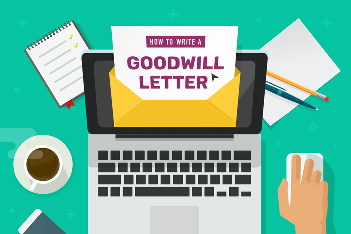 Fix credit history with goodwill letters