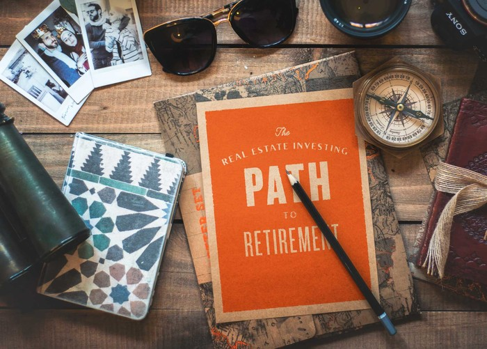 Real estate investing is a path to early retirement