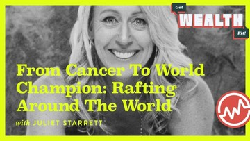 Juliet Starrett: From Cancer To World Champion: Rafting Around The World
