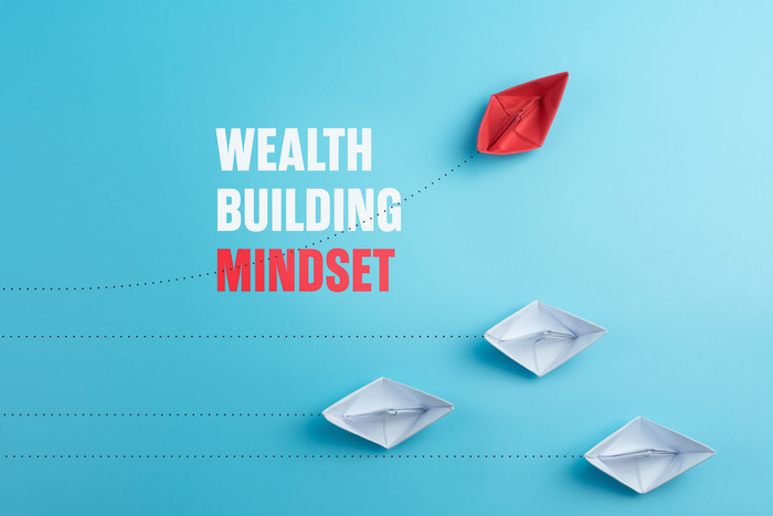Wealth Building Mindset starts with Exponential Thinking