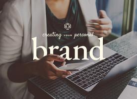Female entrepreneur building personal brand