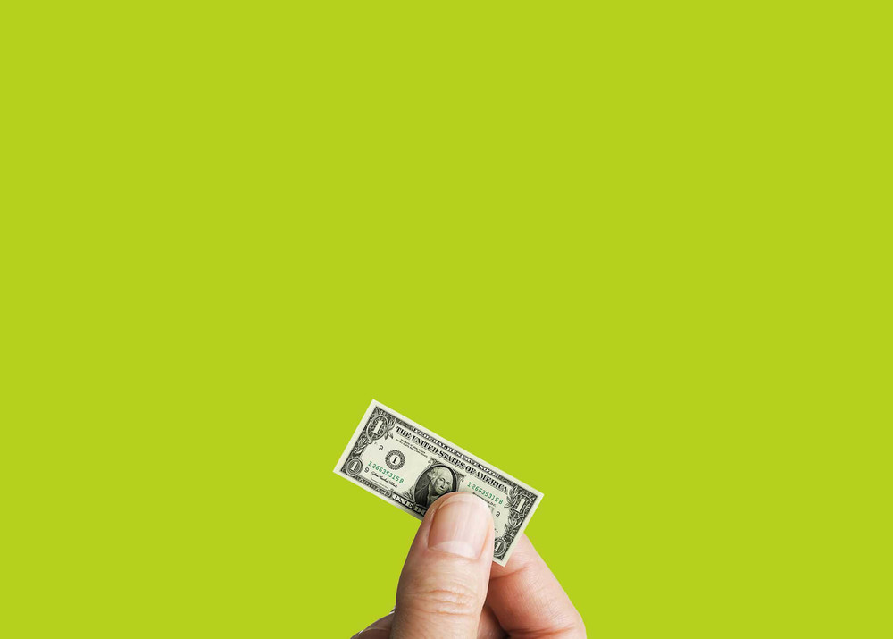 quit wasting time on small dollar savings