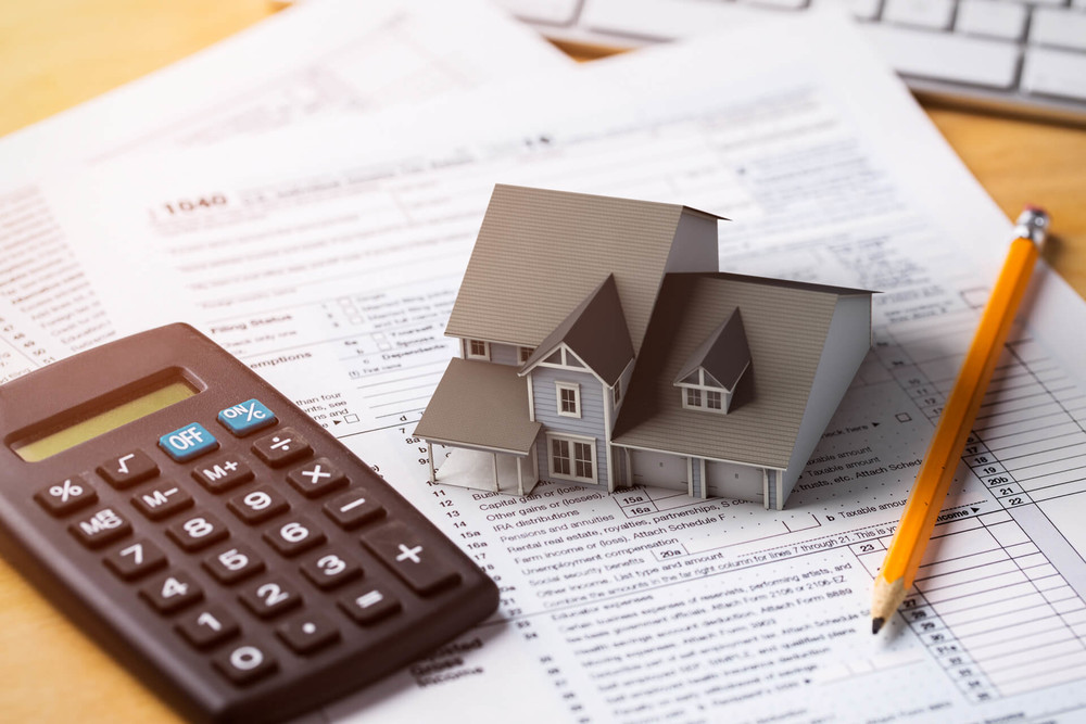 Financial plan to buy real estate for the financial security