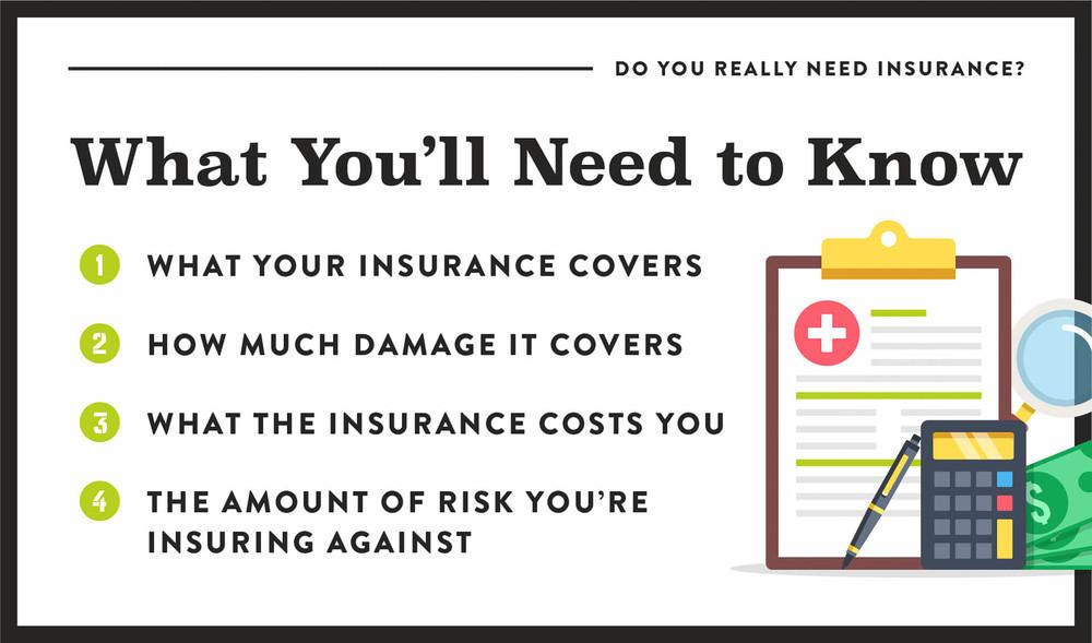 do you really need insurance?