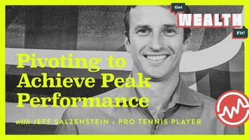 Jeff Salzenstein, Pro Tennis Player: Pivoting to Achieve Peak Performance